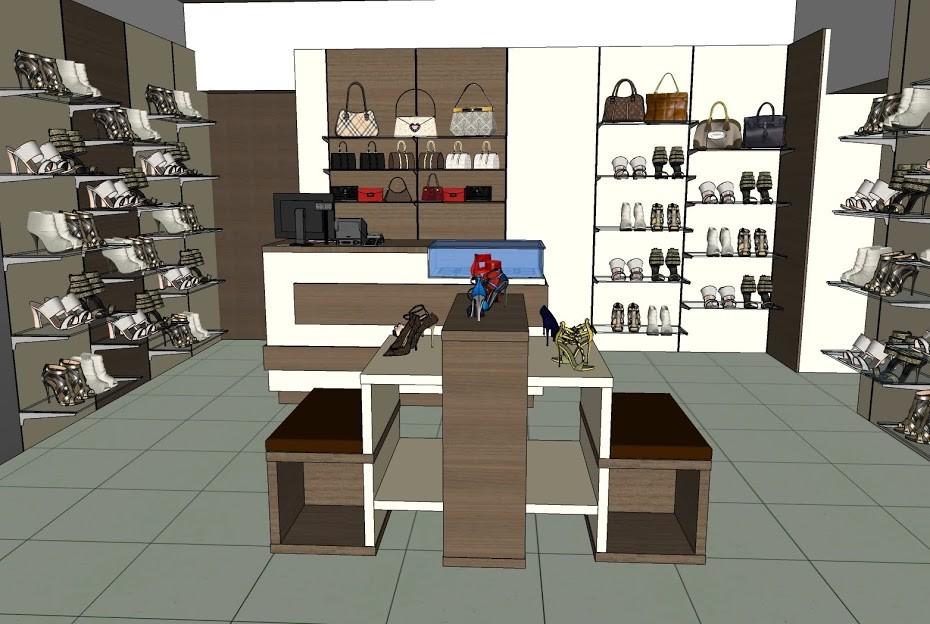 Üzletberendezés helyszíni beszerelés